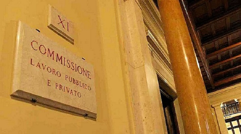 Al via la  commissione monocamerale di inchiesta sulle condizioni di lavoro in Italia.